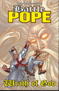 Battle Pope Tp Vol 04 Wrath Of God