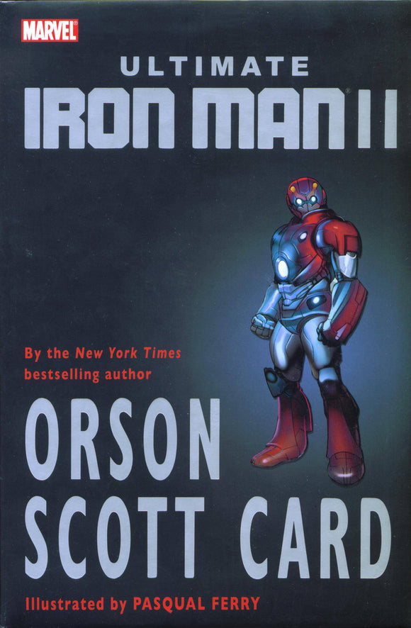 Ultimate Iron Man II Prem HC - Books