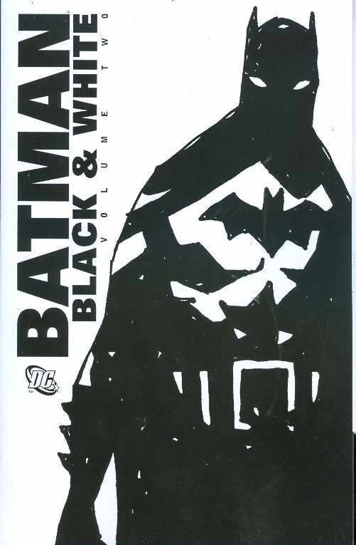 Batman Black And White Tp Vol 02 New Edition