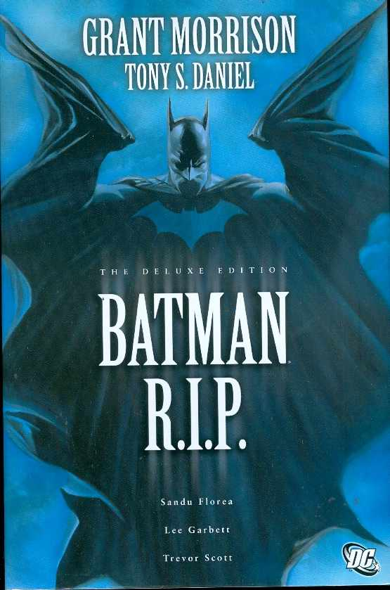 Batman Rip Deluxe Edition Hc