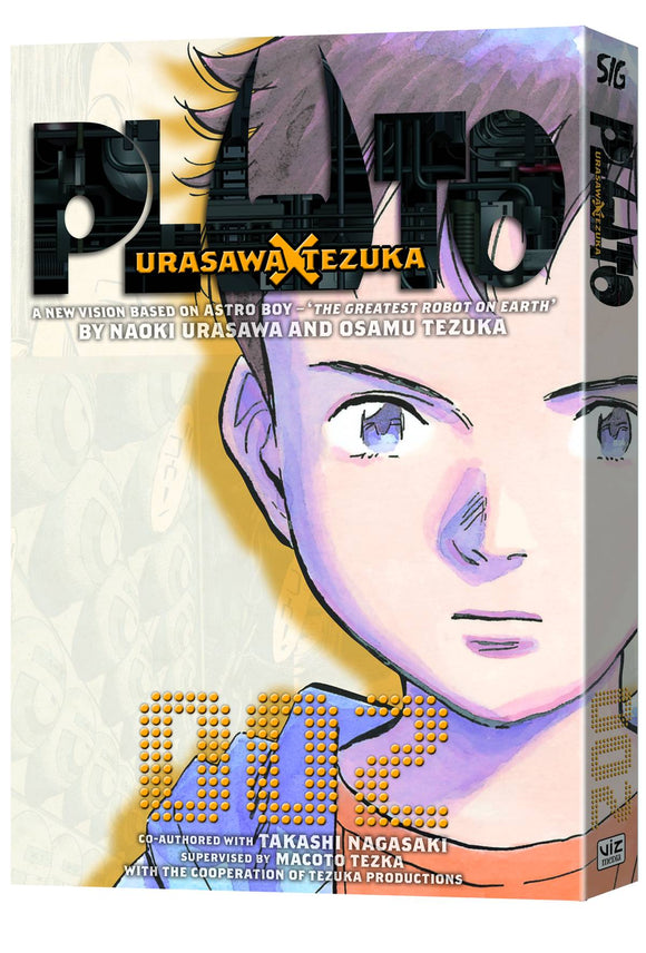 Pluto GN Vol 02 (of 8) - Books