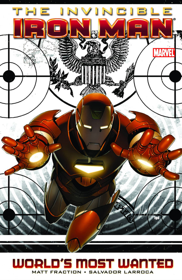 Invincible Iron Man Tp Vol 02 Worlds Most Wanted