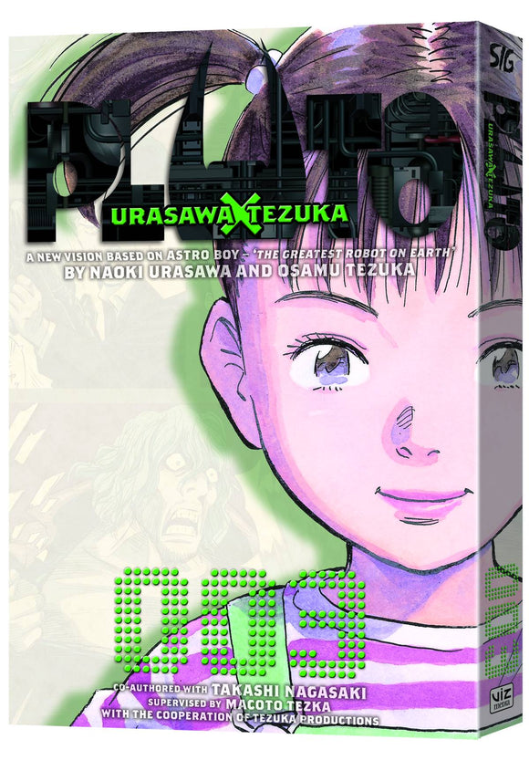 Pluto Gn Vol 03 (Of 8)