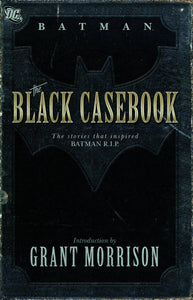 Batman The Black Casebook Tp