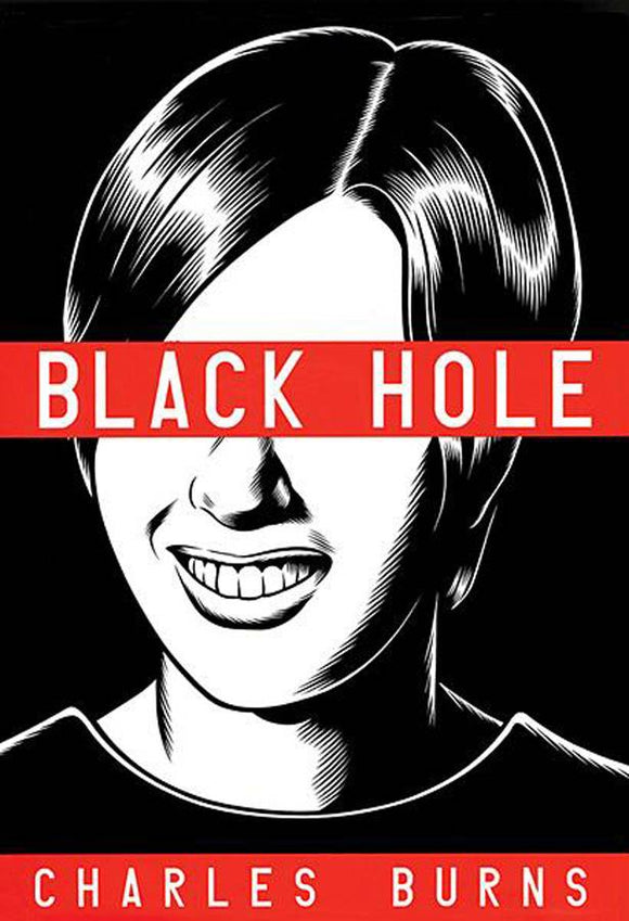 Black Hole Collected SC New Ptg - Books