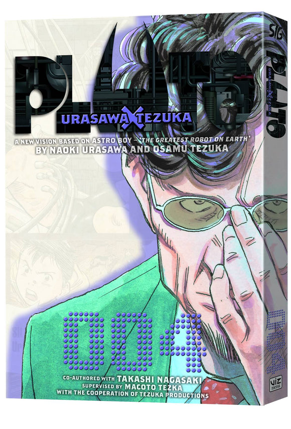 Pluto Gn Vol 04 (Of 8)