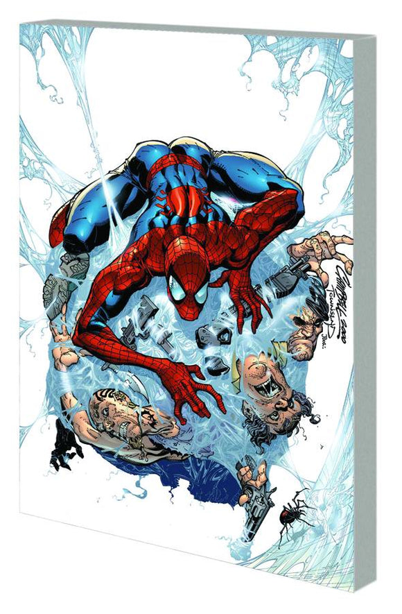 Amazing Spider-Man By Jms Ultimate Coll Tp Book 01