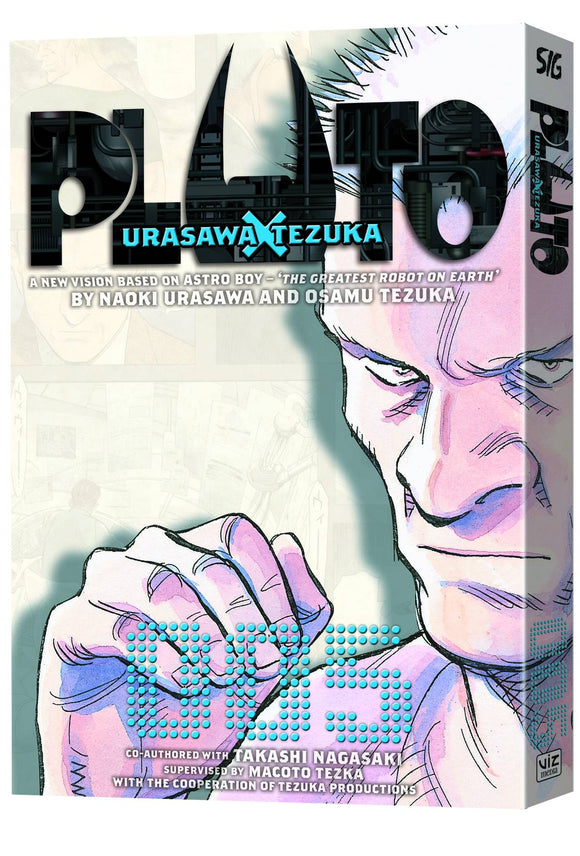 Pluto Gn Vol 05 (Of 8)