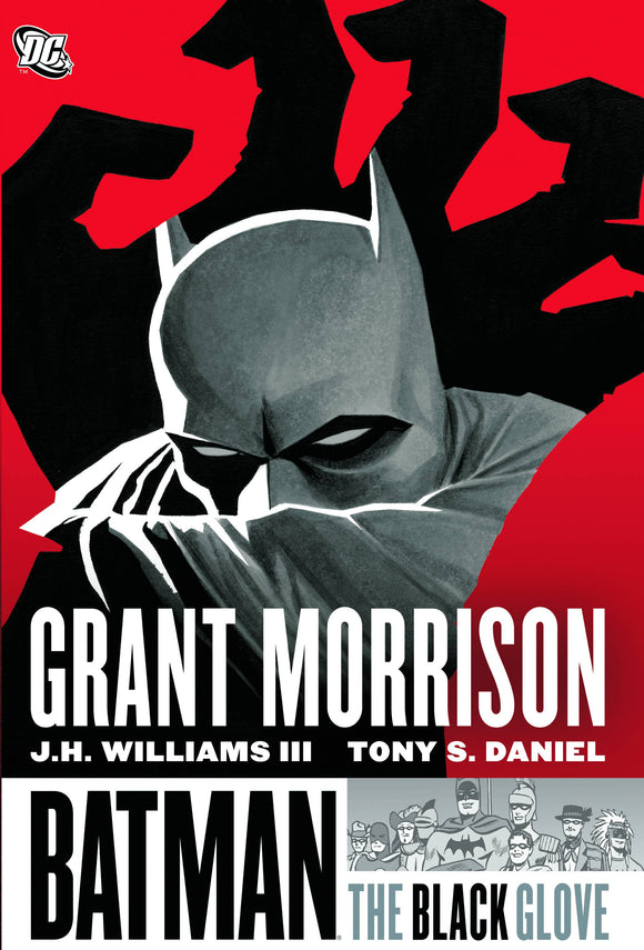 Batman The Black Glove Tp