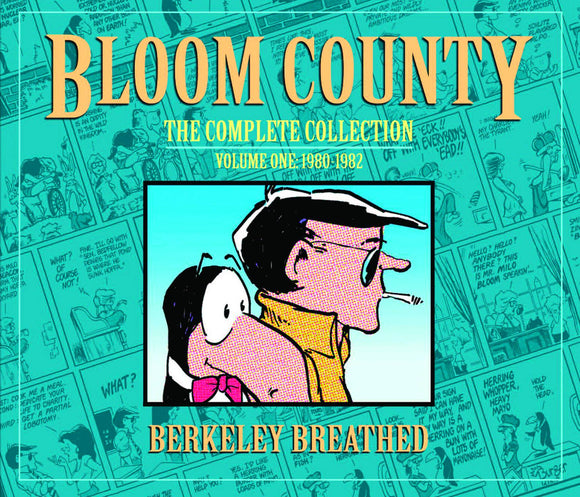 Bloom County Complete Library Hc Vol 01