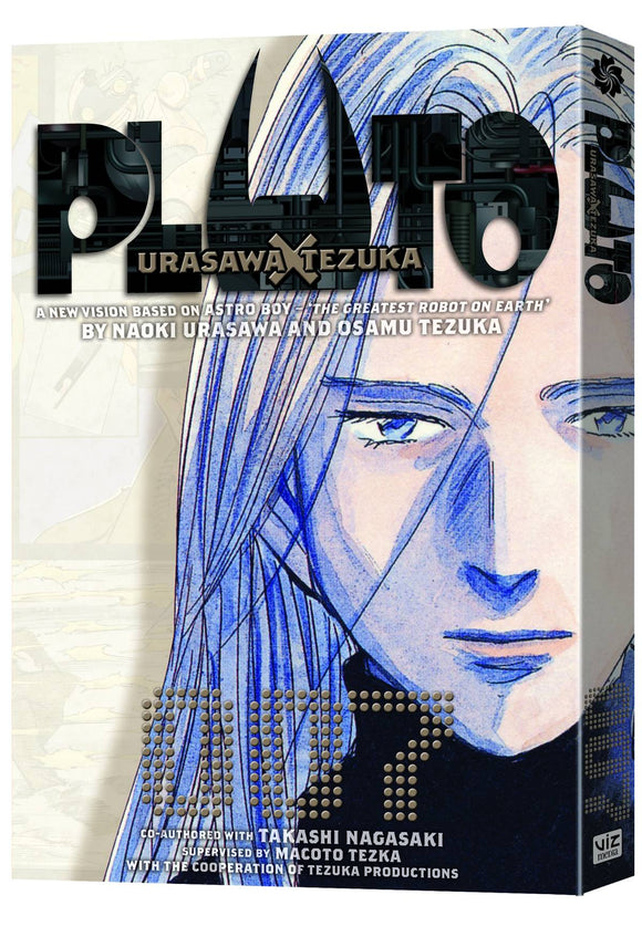 Pluto GN Vol 07 (of 8) - Books
