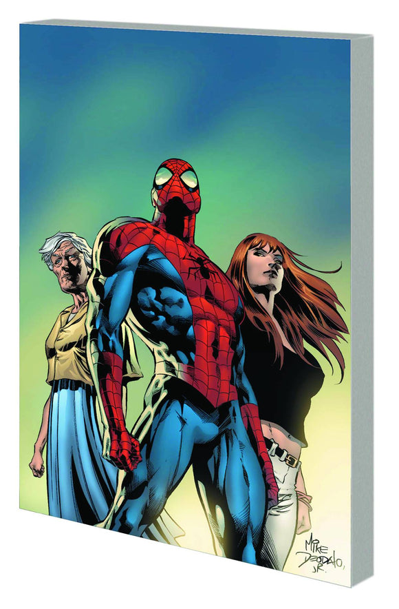 Amazing Spider-Man By Jms Ultimate Coll Tp Book 04