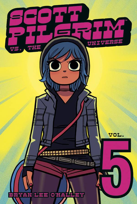 Scott Pilgrim Gn Vol 05 Vs The Universe