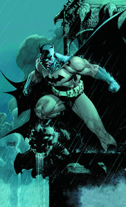 Absolute Batman Hush Hc New Ptg