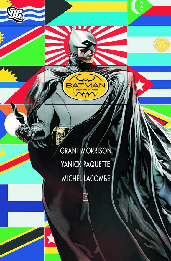 Batman Incorporated Deluxe Hc Vol 01