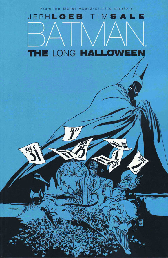 Batman The Long Halloween TP - Books