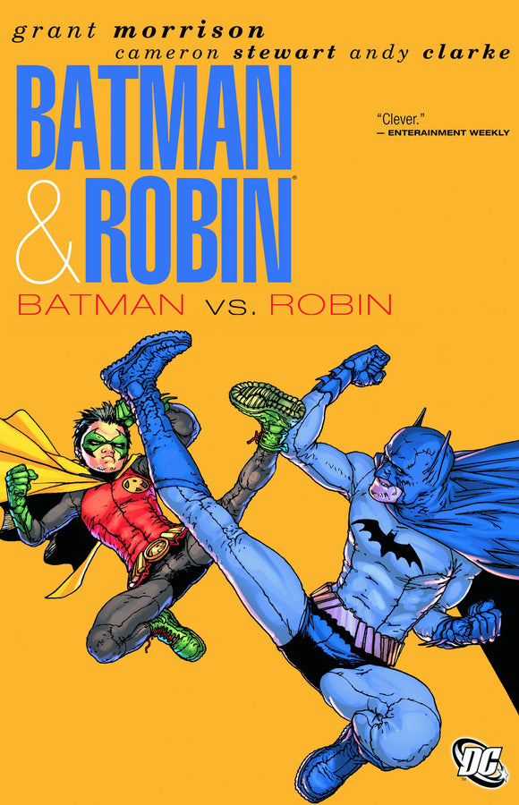 Batman and Robin TP Vol 02 Batman vs Robin - Books