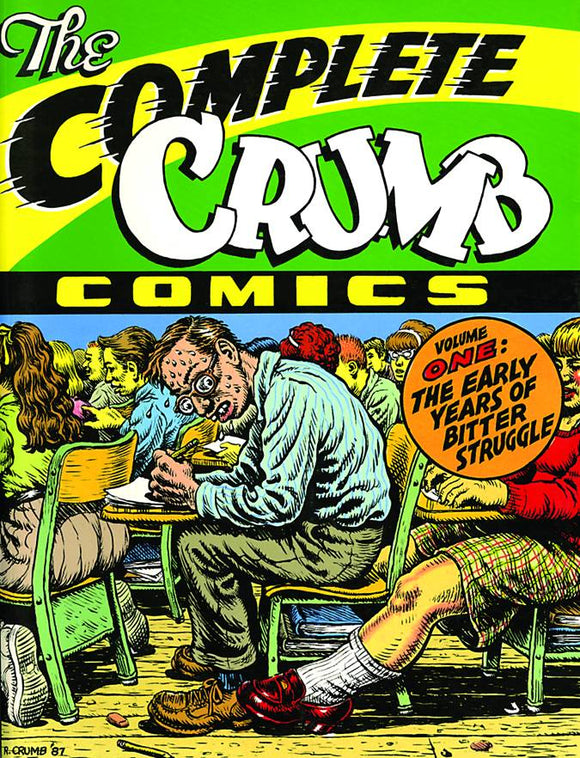 Complete Crumb Comics Tp Vol 01 Early Years