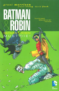 Batman and Robin TP Vol 03 Batman Robin Must Die - Books