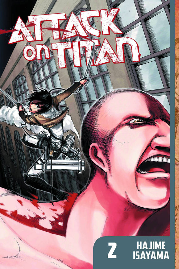 Attack On Titan Gn Vol 02