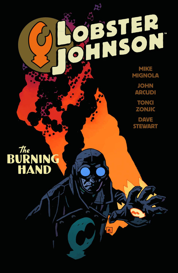 Lobster Johnson Tp Vol 02 Burning Hand