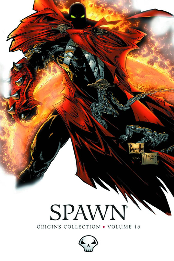 Spawn Origins Tp Vol 16