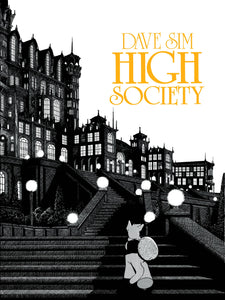 Cerebus Tp Vol 02 High Society Remastered Ed