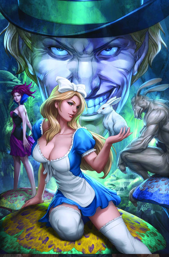 Alice In Wonderland Tp