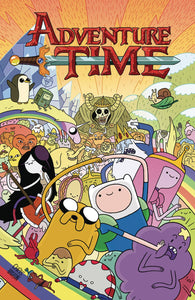 Adventure Time TP Vol 01 - Books