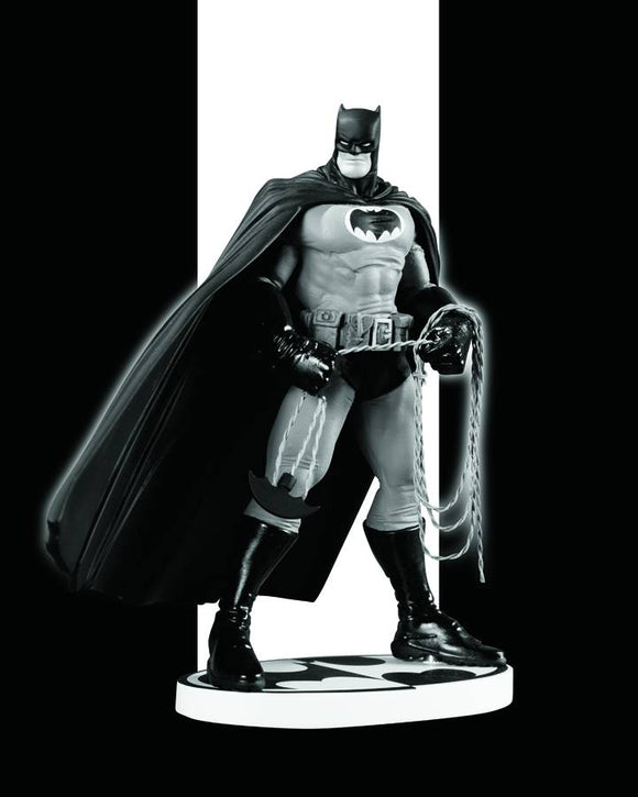 Batman Black & White Statue By Frank Miller 2Nd Ed
