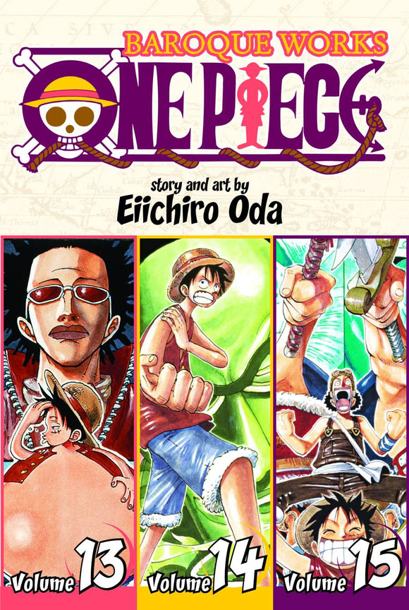 One Piece 3In1 Tp Vol 05