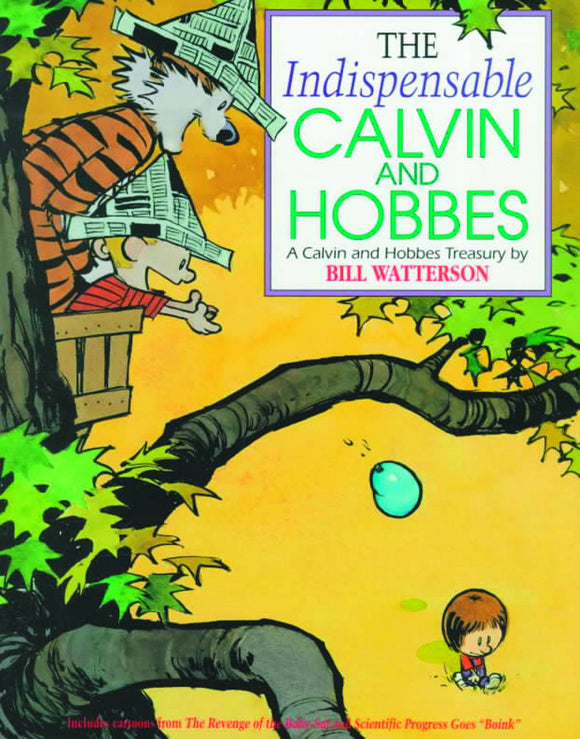 Calvin & Hobbes Indispensable SC - Books