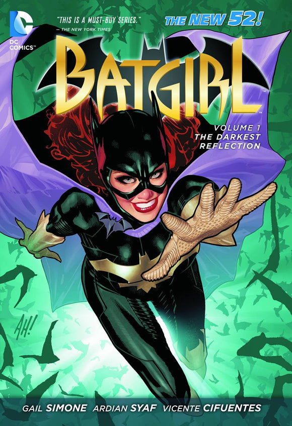 Batgirl TP Vol 01 The Darkest Reflection - Books
