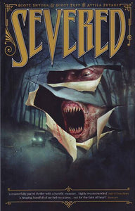 Severed TP - Books