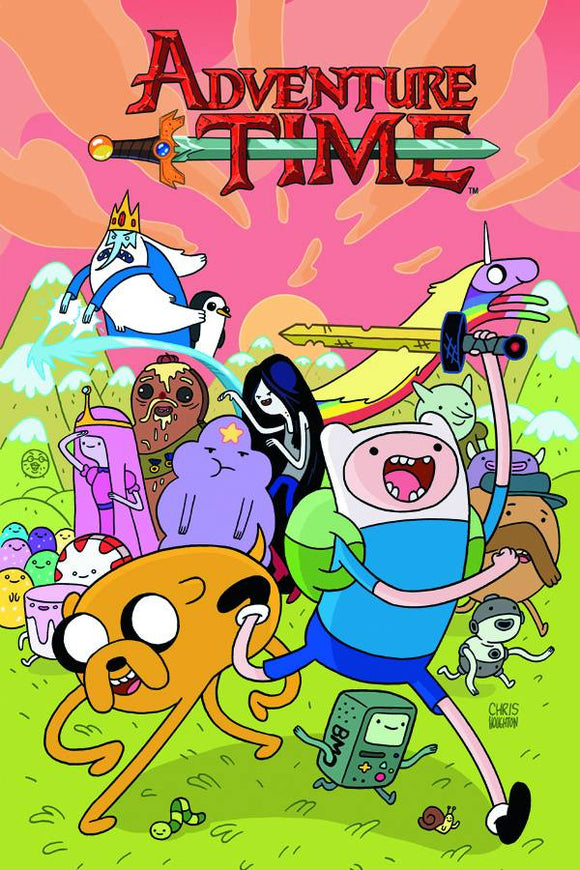 Adventure Time TP Vol 02 - Books