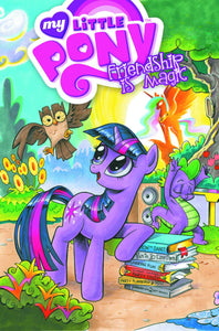 My Little Pony Friendship Is Magic TP Vol 01 - Books