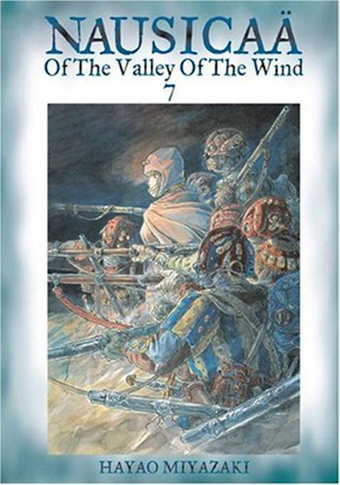 Nausicaa Valley Wind Gn Vol 07