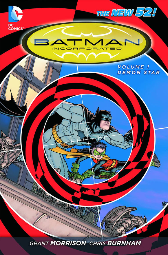 Batman Incorporated Hc Vol 01 Demon Star
