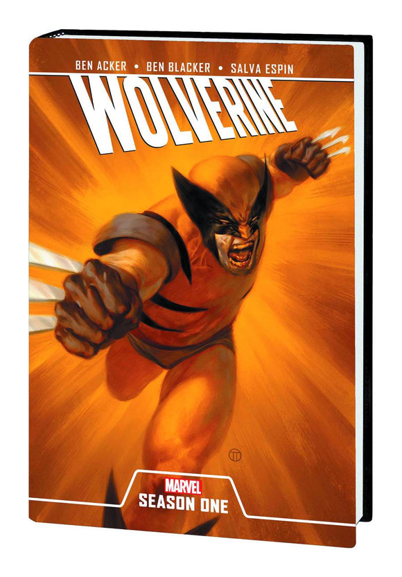 Wolverine Season One Prem Hc