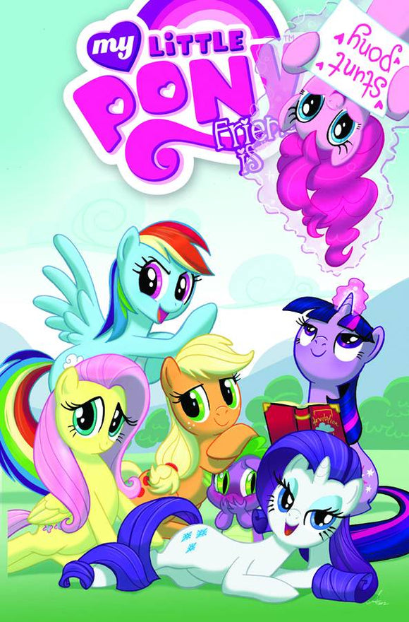 My Little Pony Friendship Is Magic TP Vol 02 - Books