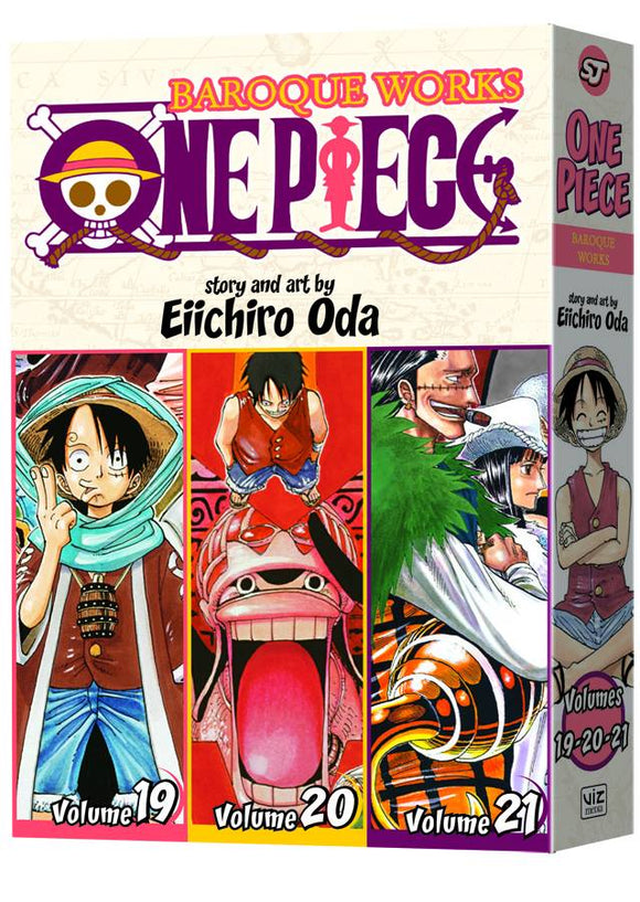 One Piece 3In1 Tp Vol 07