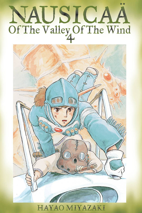 Nausicaa Valley Wind Gn Vol 04