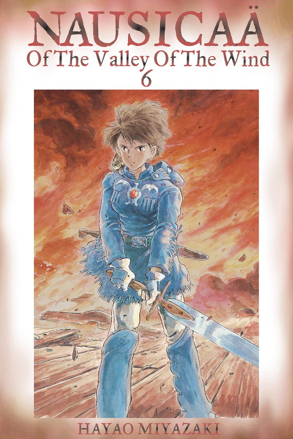 Nausicaa Valley Wind Gn Vol 06