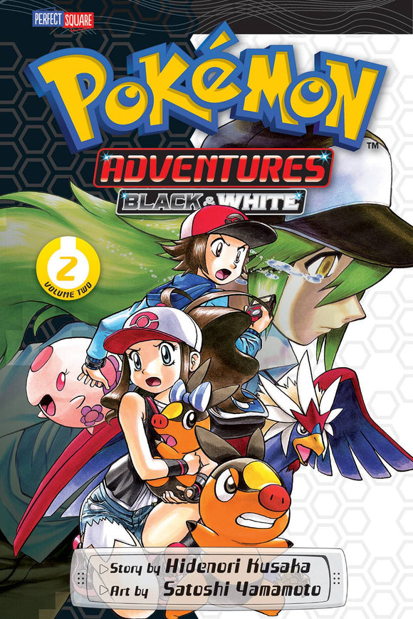Pokemon Adv Black & White GN Vol 02 - Books