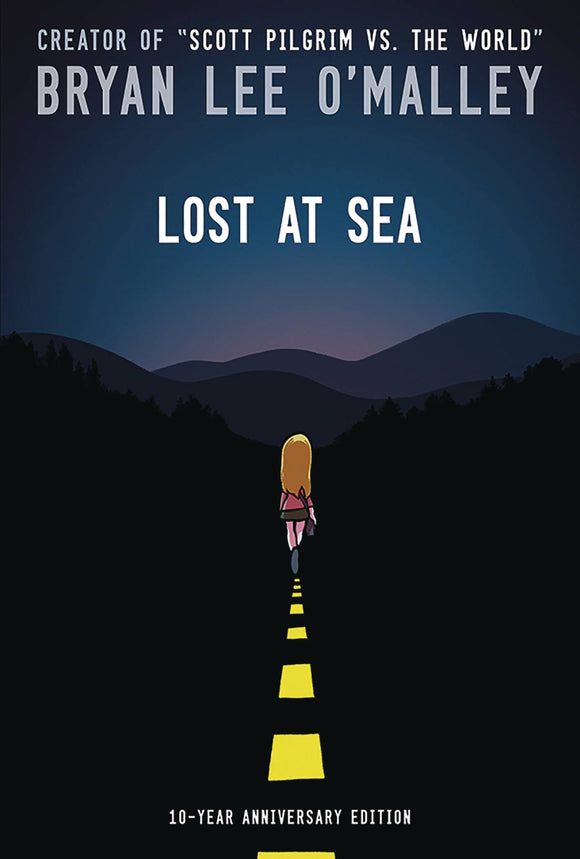 Lost At Sea Hc