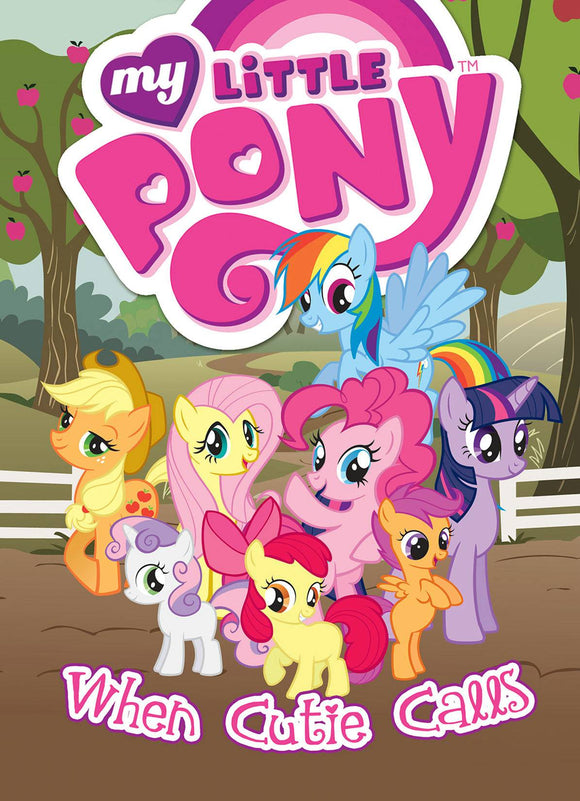 My Little Pony TP Vol 02 When Cutie Calls - Books