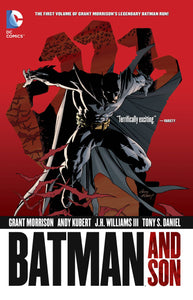 Batman Batman and Son TP New Ed - Books