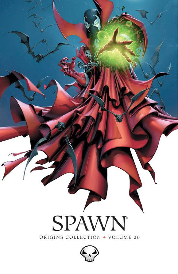 Spawn Origins Tp Vol 20