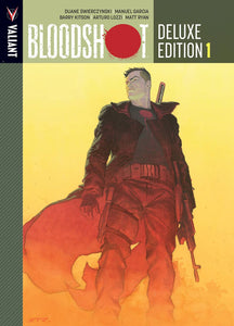 Bloodshot Dlx Ed Hc Vol 01