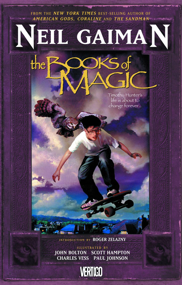 Books of Magic TP New Ed - Books